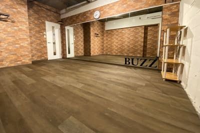 BUZZ六本木 Aスタジオの室内の写真