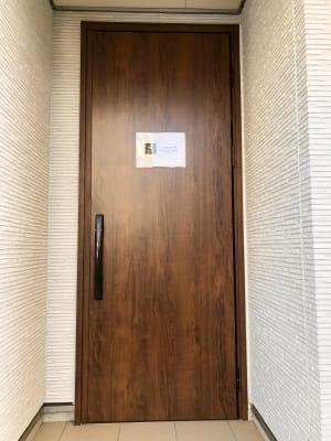 入口 - motosumi-space 多目的スペースの入口の写真