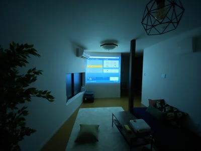 リアンnino 隠れ家一軒家レンタルスペースの室内の写真