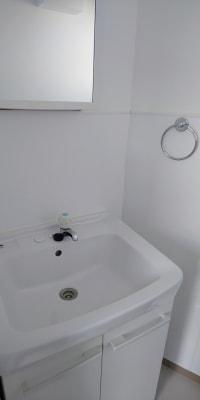 洗面所 - レンタルスペースひだまり 会議/教室/サロン/撮影/ヨガの室内の写真