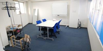 全体像2 - レンタルスペースひだまり 会議/教室/サロン/撮影/ヨガの室内の写真