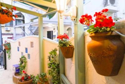 優雅 六本木徒歩7分/豪華な戸建の入口の写真
