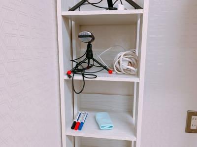 博多駅前Nスタジオ 会議室&撮影スペースの設備の写真