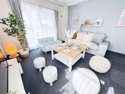 & Heart💝シアン心斎橋  - & Heart シアン心斎橋 パーティルーム、多目的スペースの室内の写真
