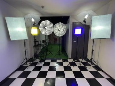 照明器具 - Star-Club 市ヶ谷 ENERGY STUDIOの室内の写真