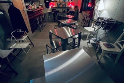 下北沢レンタルスペース レンタルスペースの室内の写真