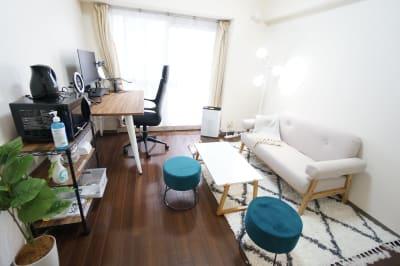 【名駅2丁目ミニマルオフィス】 名駅2丁目ミニマルオフィス205の室内の写真
