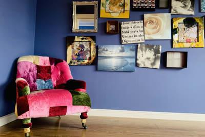 ハロソファー 2台ございます。自由に移動可能 - ELLE(エル)スタジオ フォトスタジオ・レンタルルームの室内の写真
