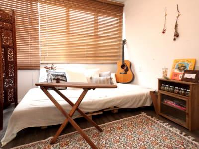 リラクゼーションサロンSuu Suu 1階部分の室内の写真