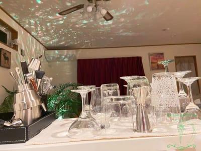 ドリームハウスレンタルスペース  パーティールームでみんなで楽しくの室内の写真
