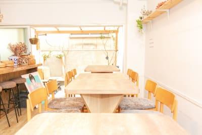 ROUGH LABO オシャレカフェのレンタルキッチンの室内の写真