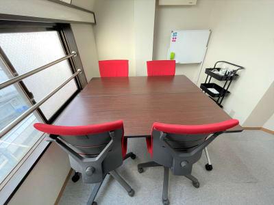 COCODE阿佐ヶ谷 【4階】レンタル会議室 の室内の写真