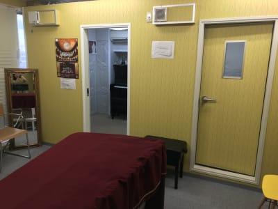 ブリアサロン用賀駅 南口徒歩1分 【即決】ピアノ防音室A(WIFIの入口の写真