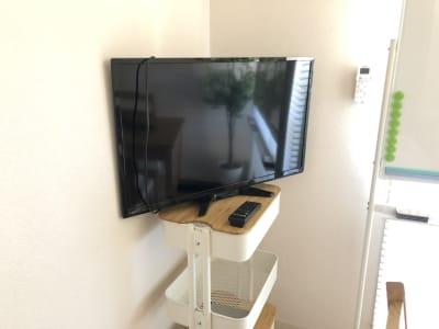 モニター完備 - マックステーション成増 貸会議室の室内の写真