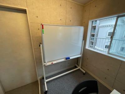 ホワイトボード - 五右衛門ルーム赤坂 五右衛門ルーム 屋上テラス♪の設備の写真