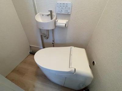 室内トイレ - 五右衛門ルーム赤坂 五右衛門ルーム 屋上テラス♪の設備の写真
