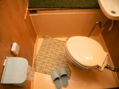 お手洗い - naturoom 創成イースト 貸し会議室の室内の写真