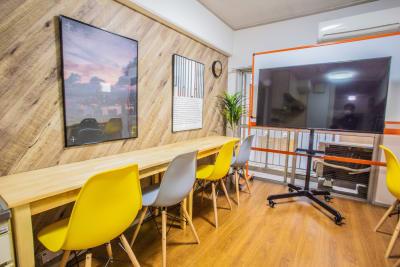 《VILLENT博多》の室内の写真