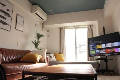 tkスペースの室内の写真