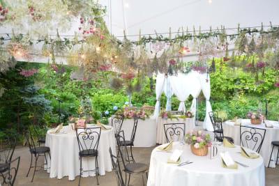 ガーデン - フェリーチェガーデン日比谷 撮影スペース/イベントスペースの室内の写真