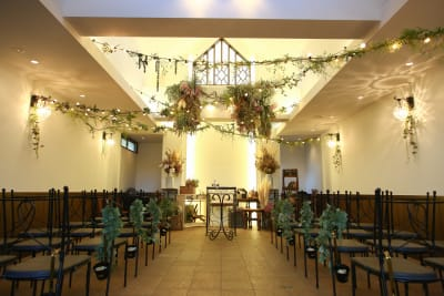 ホール - フェリーチェガーデン日比谷 撮影スペース/イベントスペースの室内の写真