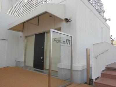 halooSPACE at 荻窪 フォーラムMの入口の写真