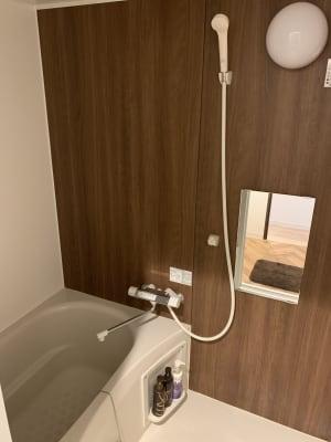 お風呂ございます  - アザミ難波ビル ホームパーティー、女子会、ママ会の室内の写真