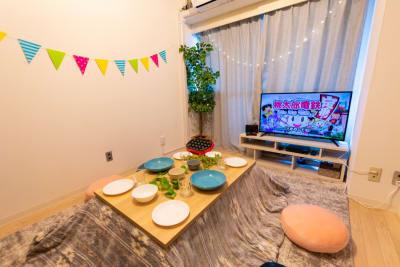 177_mysa新宿6th キッチンスペースの室内の写真