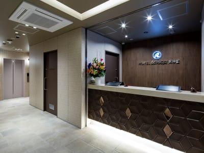 ホテルリファレンス天神Ⅲ デイユース部屋(天神)の入口の写真