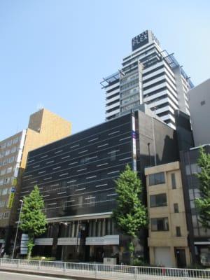 ビルの外観 - アユアランリンク名古屋店 応接室の外観の写真
