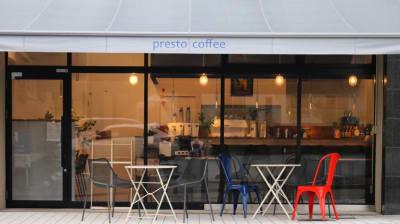 BREAK.Tプレストコーヒー店 オシャレスペース【貸切りプラン】の外観の写真