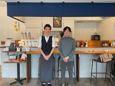 BREAK.Tプレストコーヒー店 オシャレスペース【貸切りプラン】の室内の写真