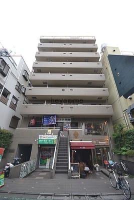 ヨガスタジオ下北沢の外観の写真