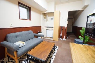 【ひふみミニマルオフィス】 ひふみミニマルオフィス501の室内の写真