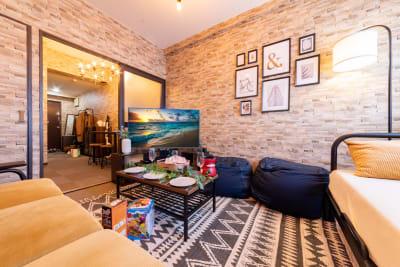 171_BP五反田 キッチンスペースの室内の写真