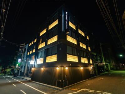 外観 - LINNAS Kanazawa テレワークルーム(17㎡)の外観の写真
