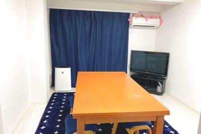 レンタルスペース★アミティ1F フリックコート三宮フロントの室内の写真
