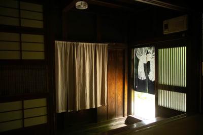 玄関 - 古民家asagoro 多目的スペースの室内の写真