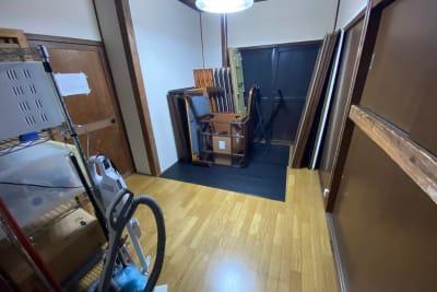 倉庫 - 古民家asagoro 多目的スペースの設備の写真