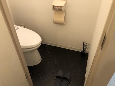 男女共用トイレ - メンズ麻布サロン、麻布サロン 麻布サロン、レンタルサロンの室内の写真