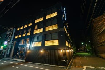 LINNAS Kanazawa テレワークルーム(17㎡)の外観の写真