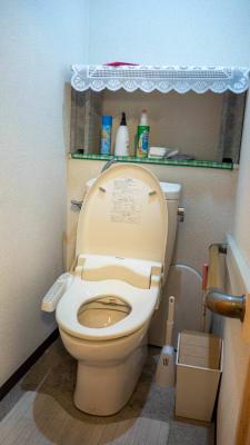 トイレ - 野良犬道場・新道場 稽古場Aの設備の写真
