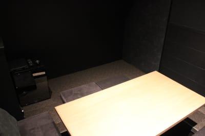 大人の隠れ家 貸切完全個室スペースCの室内の写真