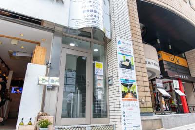 オフィスパーク 赤坂コークス 赤坂コークス303号室の外観の写真