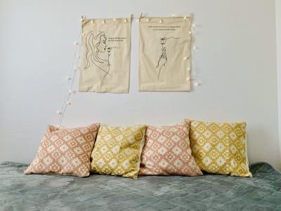 エキチカオアシスONOYA 【JR京橋3分】【501】の室内の写真