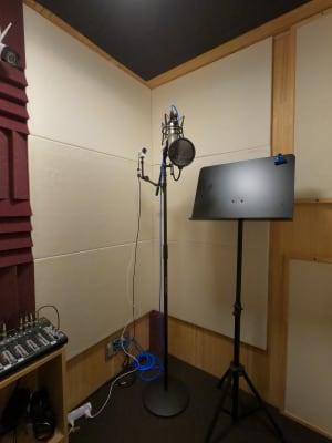 防音ブース - 撮影・配信スタジオ 1Fレンタル撮影・配信スタジオの室内の写真
