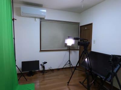 配信スタジオスペース  - 撮影・配信スタジオ 1Fレンタル撮影・配信スタジオの室内の写真