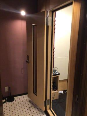 防音室  - 撮影・配信スタジオ 1Fレンタル撮影・配信スタジオの室内の写真
