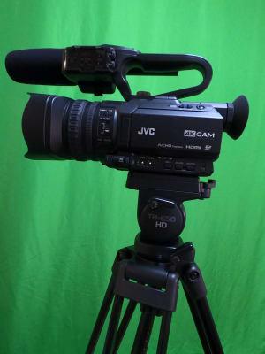 業務用カメラ - 撮影・配信スタジオ 1Fレンタル撮影・配信スタジオの設備の写真