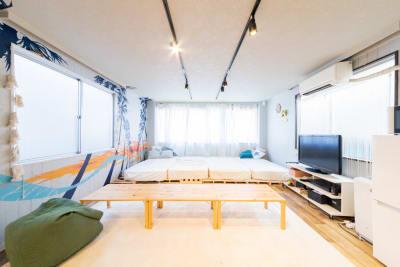 089_東京DS神宮前 おうちスペース/多目的スペースの室内の写真